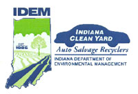 Indiana Department of Environmental Management - Clean Yard Award